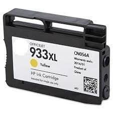 Картридж струйный HP H CN056AE №933XL yellow ОЕМ