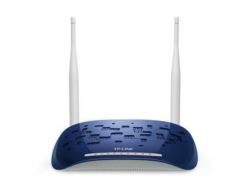 Модем TP-Link TD-W8960N, ADSL, Беспроводной, 300M, ADSL2+router