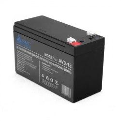 Батарея SVC AV9-12 12В 9 Ач, Размер в мм.: 95*151*65