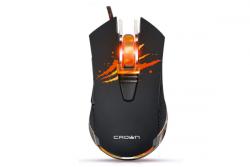 Мышка оптическая игровая Crown CMXG-614