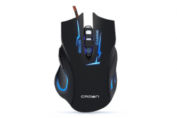 Мышка оптическая игровая Crown CMXG-615