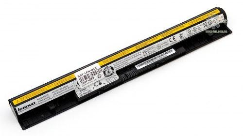 Аккумулятор для ноутбука Lenovo G400S/ 14.8 В/ 2200 мАч, черный