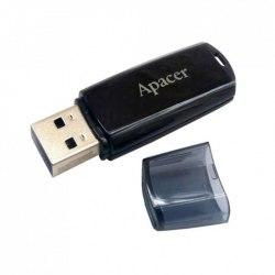 USB Флеш Apacer 16GB 2.0 AP16GAH322B-1 черный