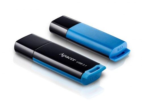 Флешка USB Apacer AH359, 32GB, Черный ,flash AP32GAH359U-1, USB 3.1, black