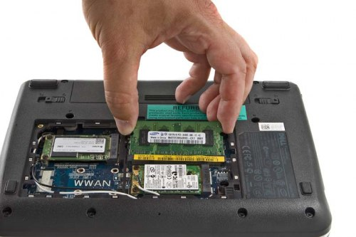 Замена оперативной памяти + память