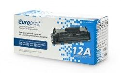 Картридж Europrint EPC-2612A, Для принтеров HP LaserJet 1010/1012/1015/1020/3015/3020/3030/ 3050/3052/3055/M1005/1018/1022, 2000 страниц.