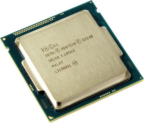 Процессор Intel Pentium G3240, oem ,CPU 3.1 GHz (Haswell), 2C/2T, 3MB L3, HD/350, 54W, Socket1150