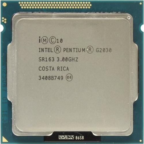 Процессор Intel S-1155 Pentium G2030 (3,0GHz) 2C/2Th 3Mb Cache HDG oem