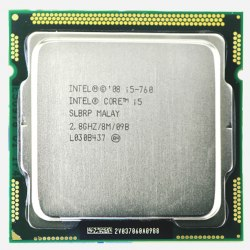 Процессор Intel® Core™ i5-760 S1156