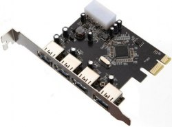 USB 3.0 PCI-Express Cards