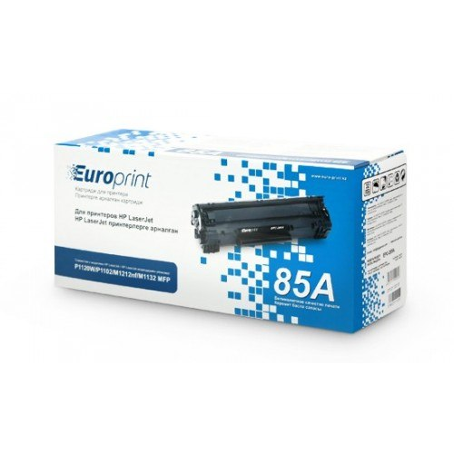 Картридж Europrint EPC-285A, Для принтеров HP LaserJet P1102/M1132/M1212, 1600 страниц