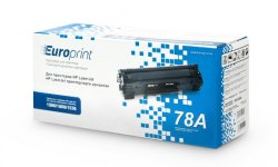 Картридж Europrint EPC-278A, Для принтеров HP LaserJet Pro P1566/1606/M1536, 2100 страниц.