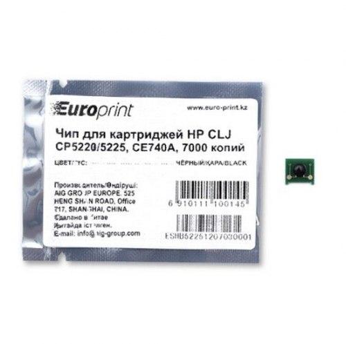 Чип Europrint HP CE740A