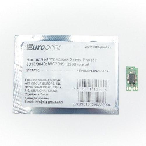 Чип Europrint Xerox P-3010