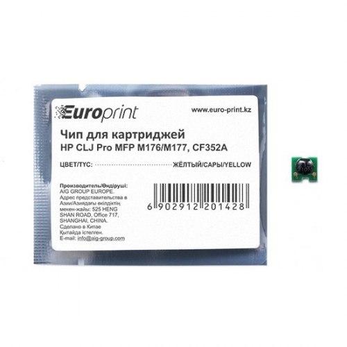 Чип Europrint HP CF352A