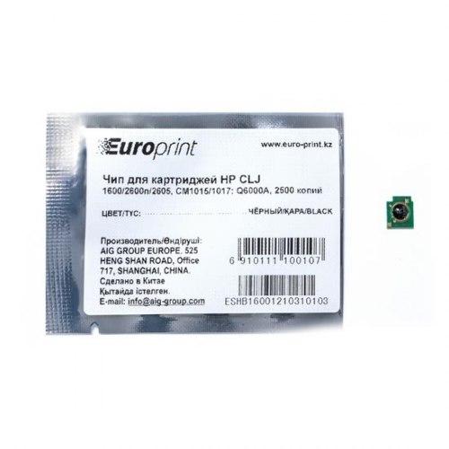 Чип Europrint HP Q6000A