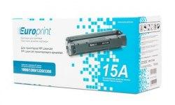 Картридж Europrint EPC-7115A, Для принтеров HP LaserJet 1000/1200/1220/3380, 2500 страниц.
