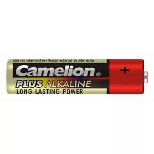 Батарейка CAMELION AAA Plus Alkaline, LR03-PB24 , 1.5V, 1250 mAh
