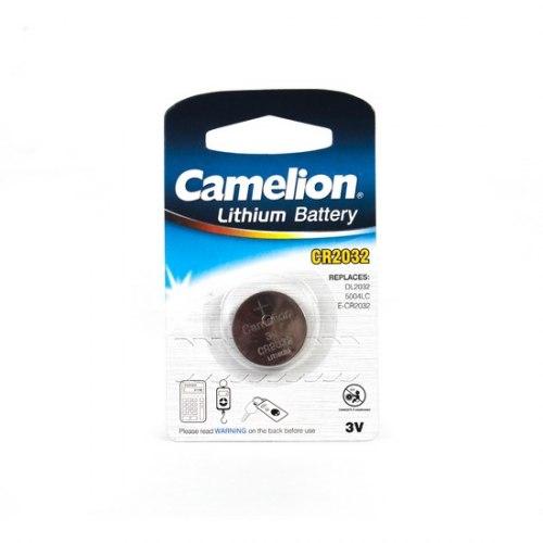 Батарейка CAMELION CR2032-BP5, Lithium Battery, CR2032, 3V, 220 mAh