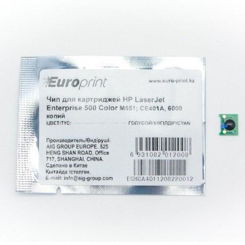 Чип Europrint HP CE401A