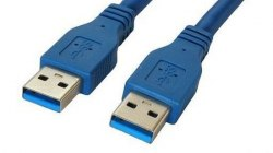 USB-USB 0.5m