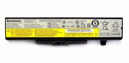 Аккумулятор для ноутбука Lenovo G500/ Y480/ 11.1 В/ 4400 мАч, черный