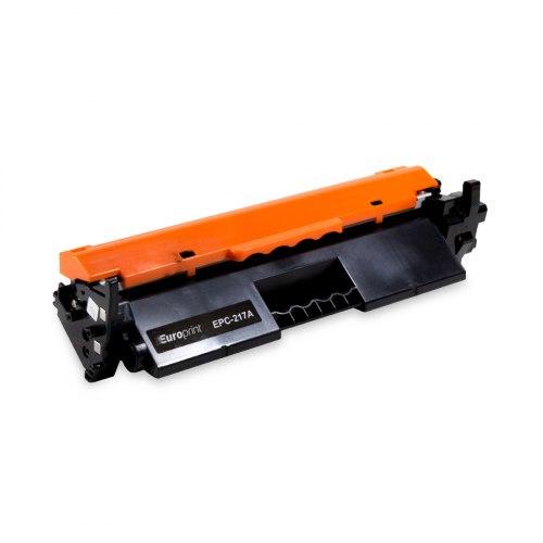 Картридж, Europrint, EPC-217A, Для принтеров HP LaserJet Pro M102/MFP M130, 1600 страниц.
