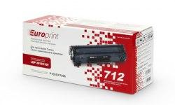 Картридж Europrint Europrint, EPC-712, Для принтеров Canon i-SENSYS LBP-3010/3100, 2000 страниц.