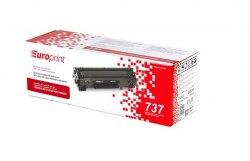 Картридж Europrint EPC-737, Для принтеров Canon i-SENSYS MF211/212/216/217/226/229, 2400 страниц.