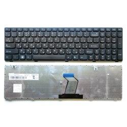 Клавиатура для ноутбука Lenovo IdeaPad Z580/ V580/ G580, RU, черная