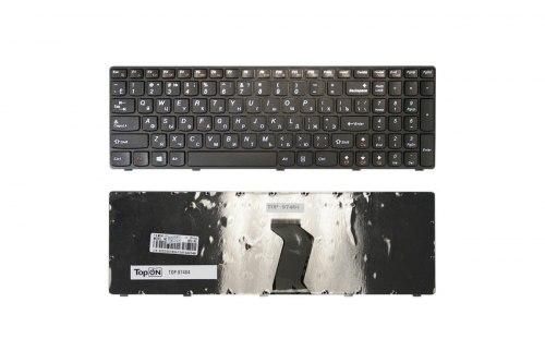 Клавиатура для ноутбука Lenovo IdeaPad G500/ G505/ G510, RU, черная