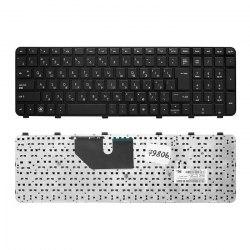 Клавиатура для ноутбука HP Pavilion DV6-6000, RU, рамка, черная