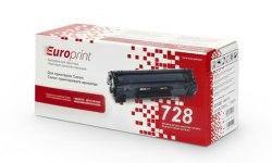 Картридж Europrint EPC-728, Для принтеров Canon i-SENSYS MF4410/4420/4430/4450/4550/4570/ 4580, 2100 страниц.