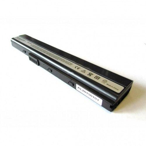 Аккумулятор для ноутбука Asus A32-K52/ 10,8 В/ 4400 мАч, черный
