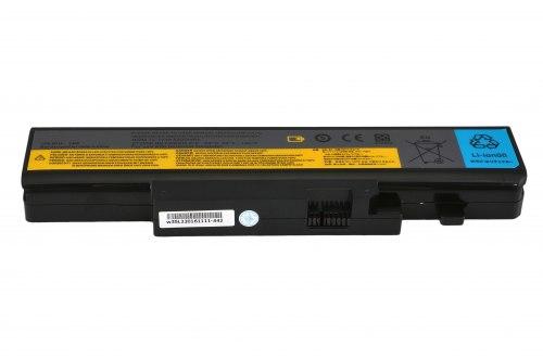 Аккумулятор для ноутбука Lenovo Y460/ 11,1 В/ 4400 мАч, A+Grade, черный