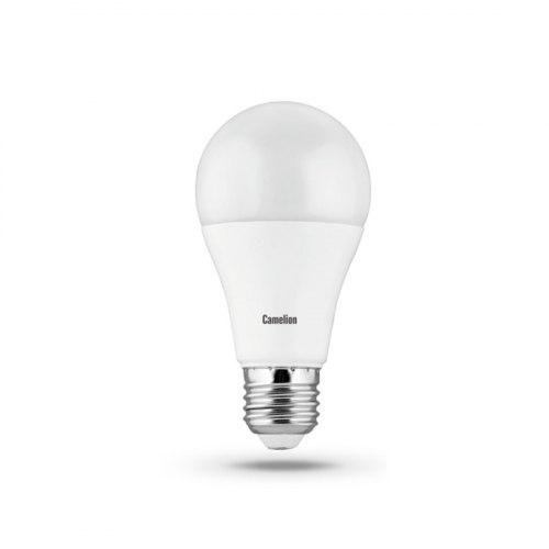 Эл. лампа светодиодная, Camelion, LED13-A60/845/E27, Холодный