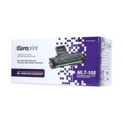 Картридж Europrint EPC-MLT108, Для принтеров Samsung