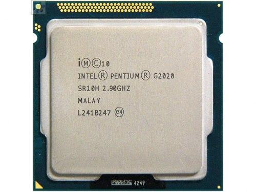 Процессор Intel S-1155 Pentium G2020 (2,9GHz) 2C/2Th 3Mb Cache HDG oem