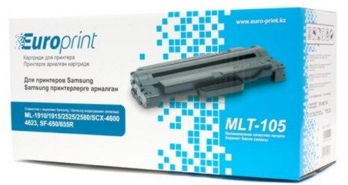 Картридж Europrint EPC-MLT105, Для принтеров Samsung