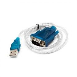 Адаптер, Deluxe, DLA-RSC, USB на RS-232 (COM Порт), USB 2.0