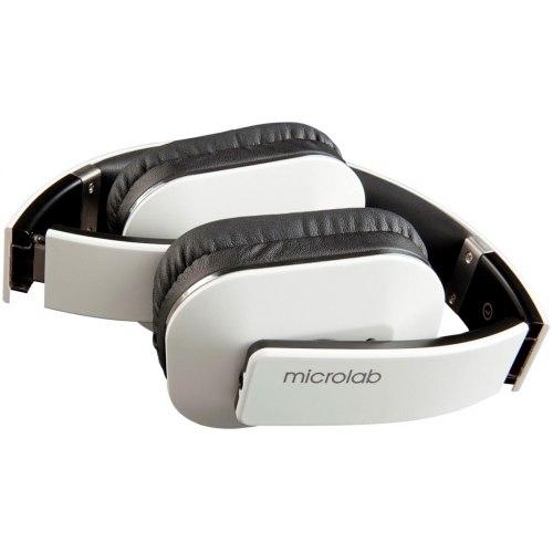 Беспроводные наушники Microlab T1 Белый