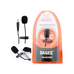 Петличный микрофон Dagee DG-001