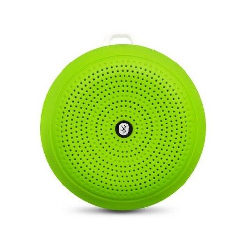 """Колонки, X-Game, XS-400BG, Портативные, Bluetooth, AUX, Поддержка """"hands-free"""", RMS 3W*2, Зелёный"""