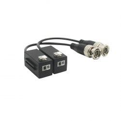 Комплект трансиверов (приёмопередатчиков) HDCVI, Dahua, PFM800-4MP,