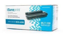 Картридж Europrint MLT109, Для принтеров Samsung SCX-4300, 2000 страниц.