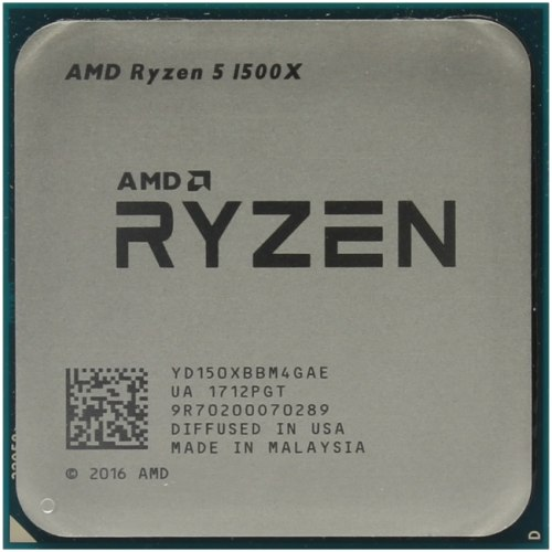 Процессор AMD Ryzen 5 1500X oem ,CPU 3.5GHz