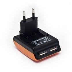 Универсальное USB зарядное устройство 1A, Lightning Power, LP-T057B