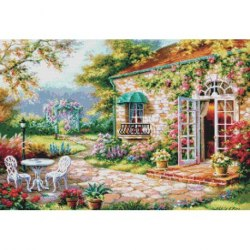 Набор для вышивания Белоснежка Цветущий сад