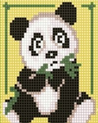 Алмазная вышивка Наследие Панда