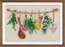 Набор для вышивания Овен Душистые травы